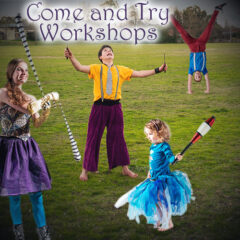 Come & Try Workshops
