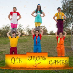 The Canberra Circus Games
